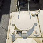 定水位弁交換:既設定水位弁撤去